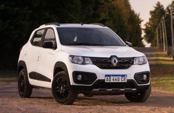 Llegó el Renault Kwid Outsider