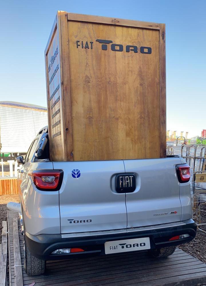 Fiat Toro New Holland 2019