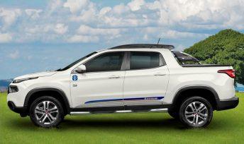 La Fiat Toro New Holland 2019 llegó a Argentina
