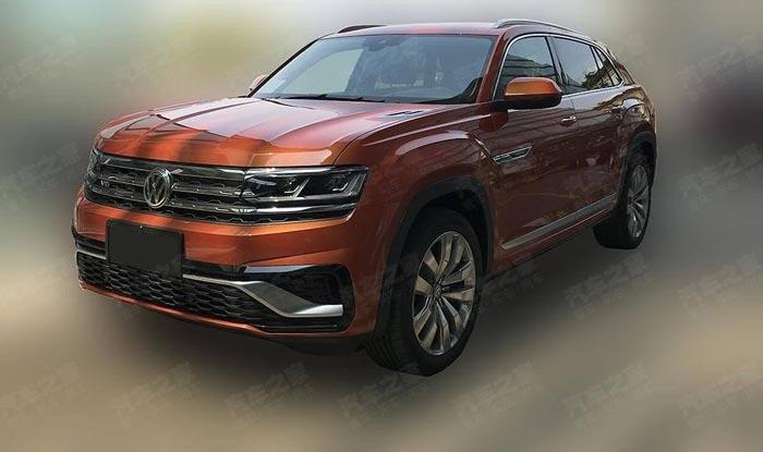 Así es el nuevo SUV coupé de Volkswagen