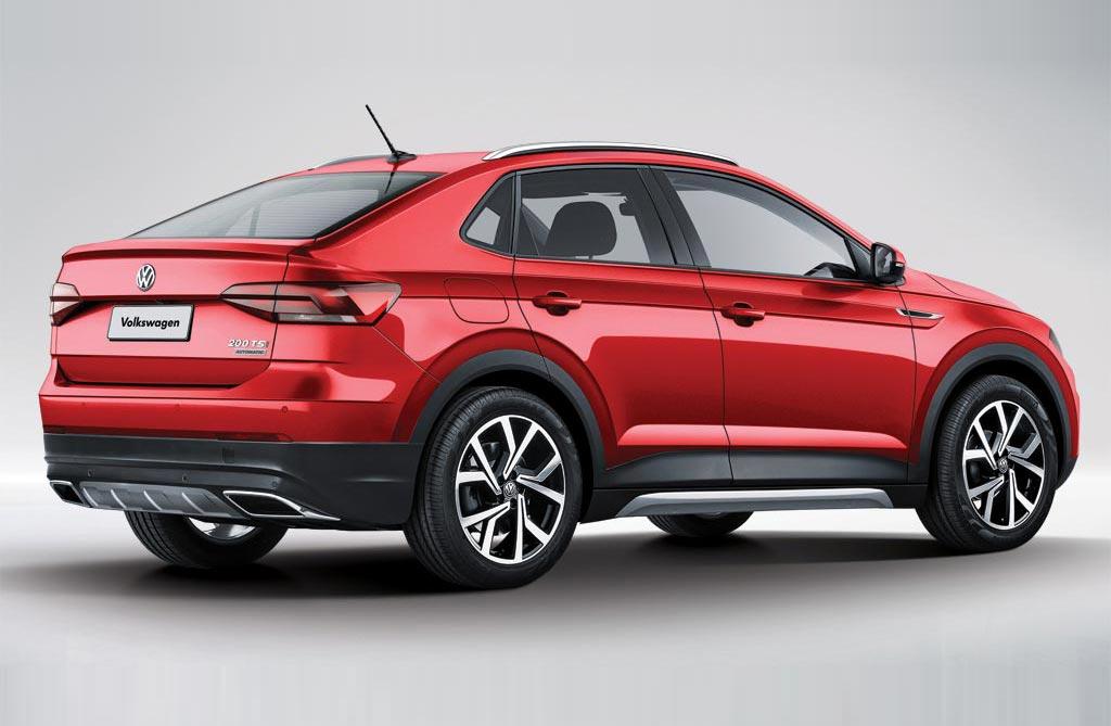 Habrá un SUV coupé del Volkswagen Polo