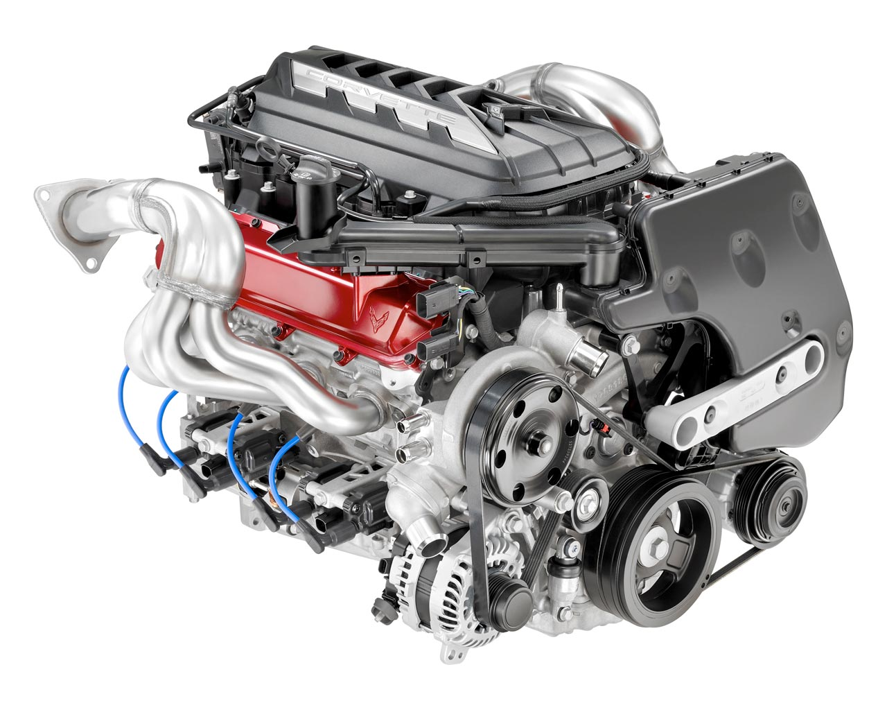 Motor Chevrolet Corvette Stingray 2020