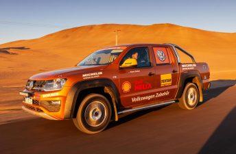 Récord mundial para una Volkswagen Amarok en la Panamericana