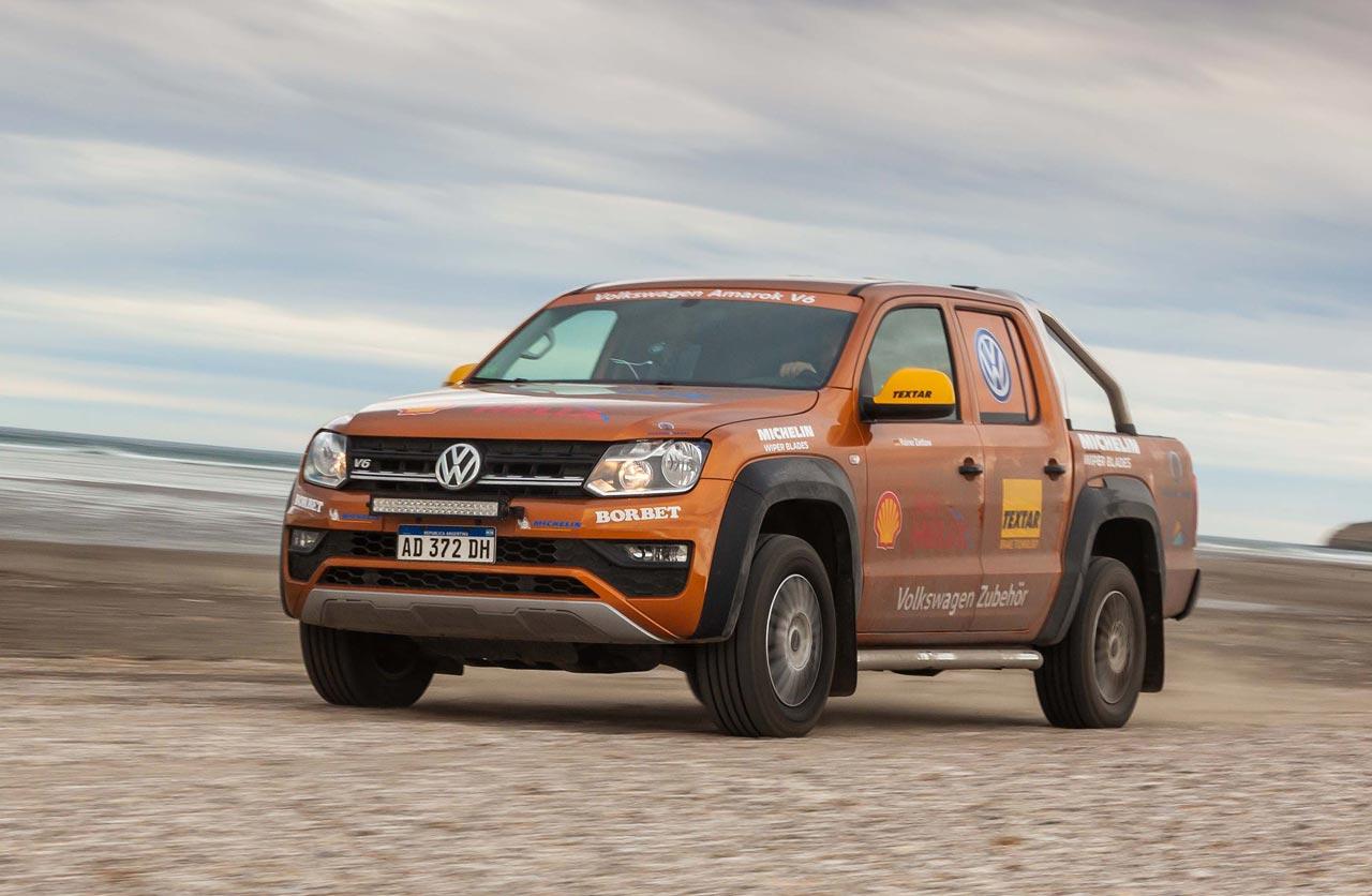 Volkswagen Amarok Proyecto Panamericana