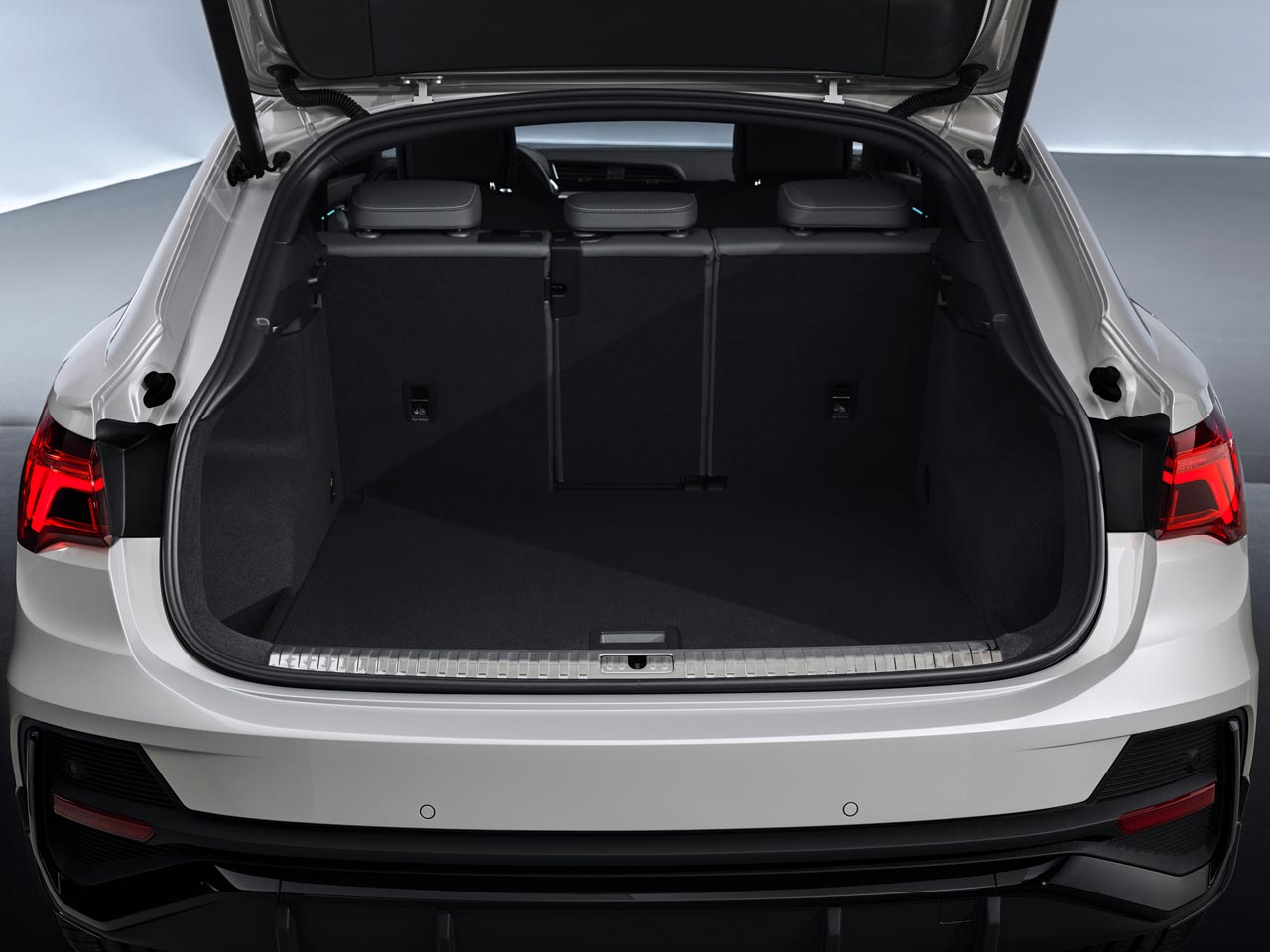 Baúl Audi Q3 Sportback