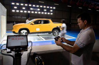 FCA abre en Brasil el Centro de Seguridad de Vehículos más moderno de Latinoamérica
