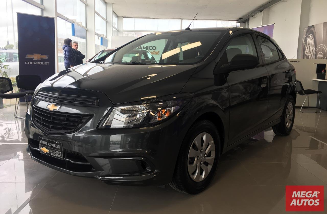 Chevrolet Onix Joy Maxx
