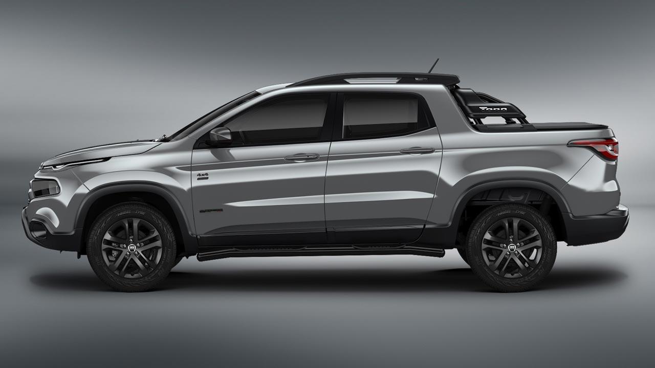 Fiat Toro S-Design