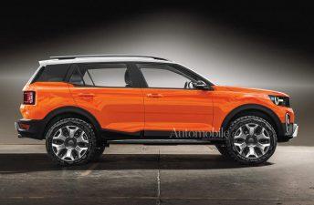 """El """"Baby Bronco"""" de Ford ya está en la región"""