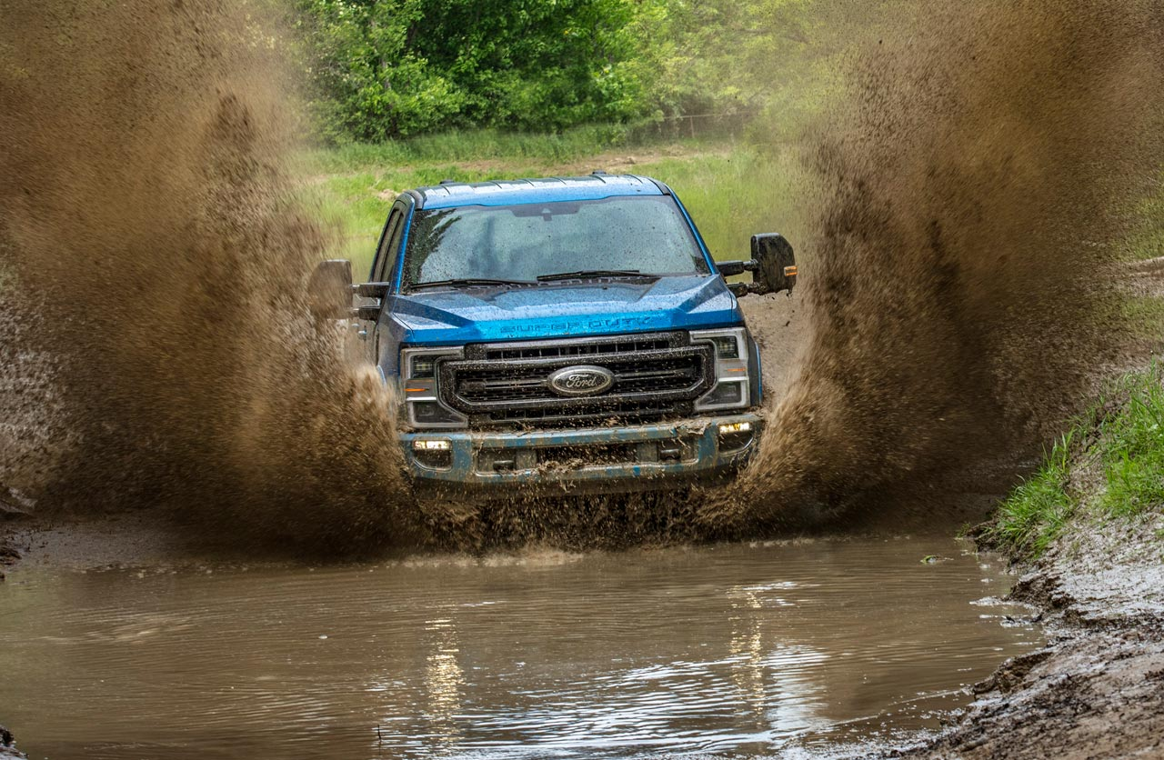 Ford F-250 Super Duty Tremor Off Road
