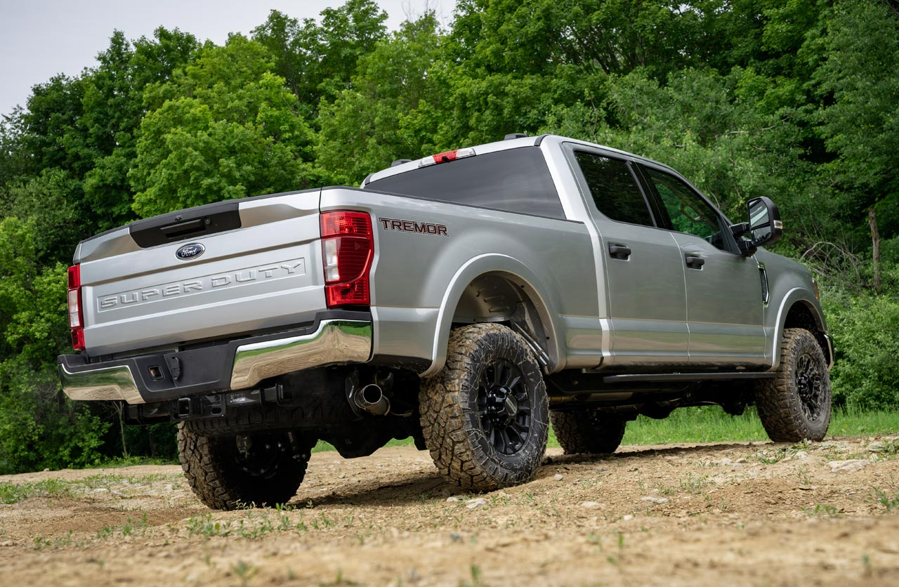 Ford F-350 Super Duty Tremor Off Road