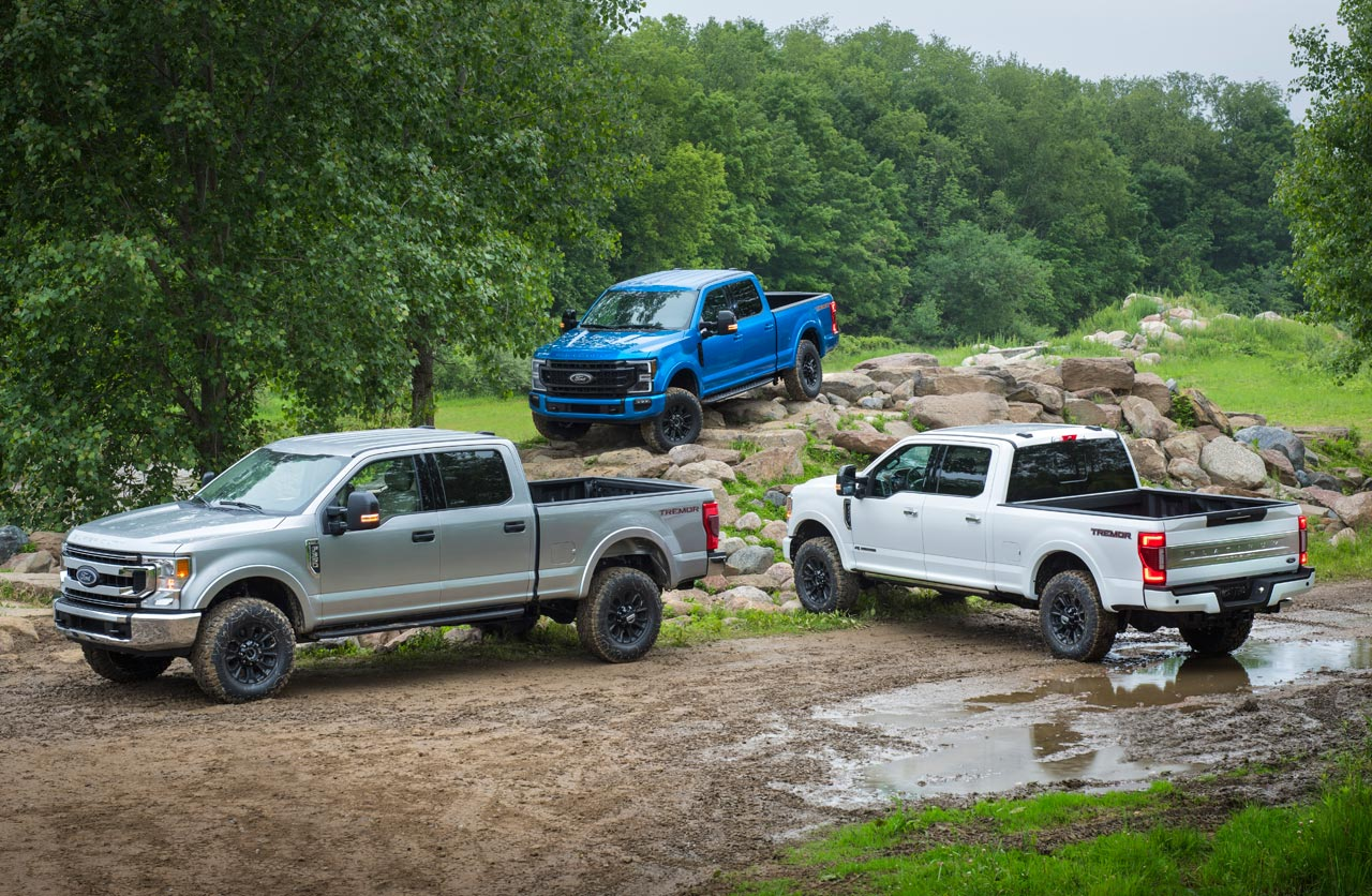 Ford Serie F Super Duty Tremor Off Road