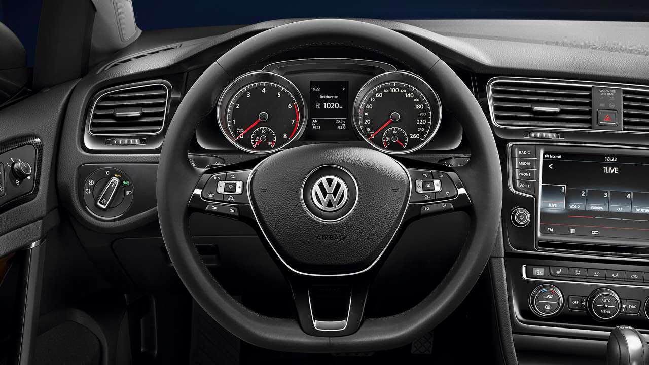 Interior Volkswagen Golf Variant