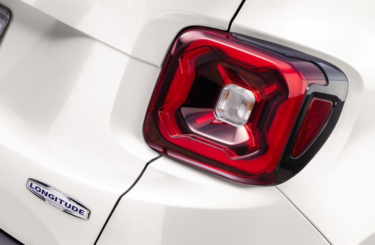 Jeep Renegade 2019 faros LED