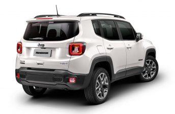 Más cambios para el Jeep Renegade