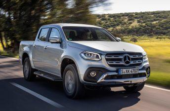 ¿Se despide la Mercedes-Benz Clase X?