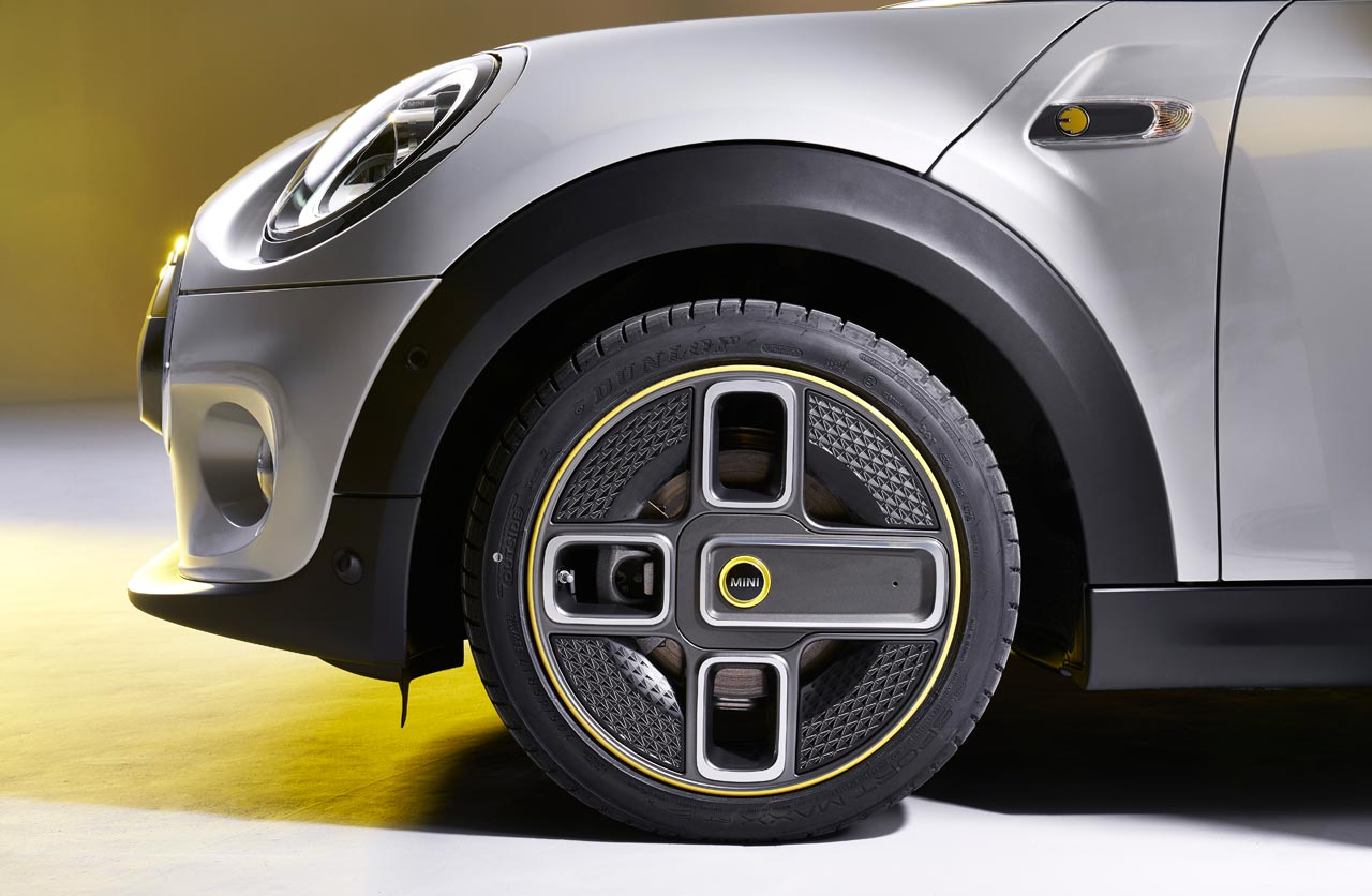 Llantas Mini Cooper SE eléctrico