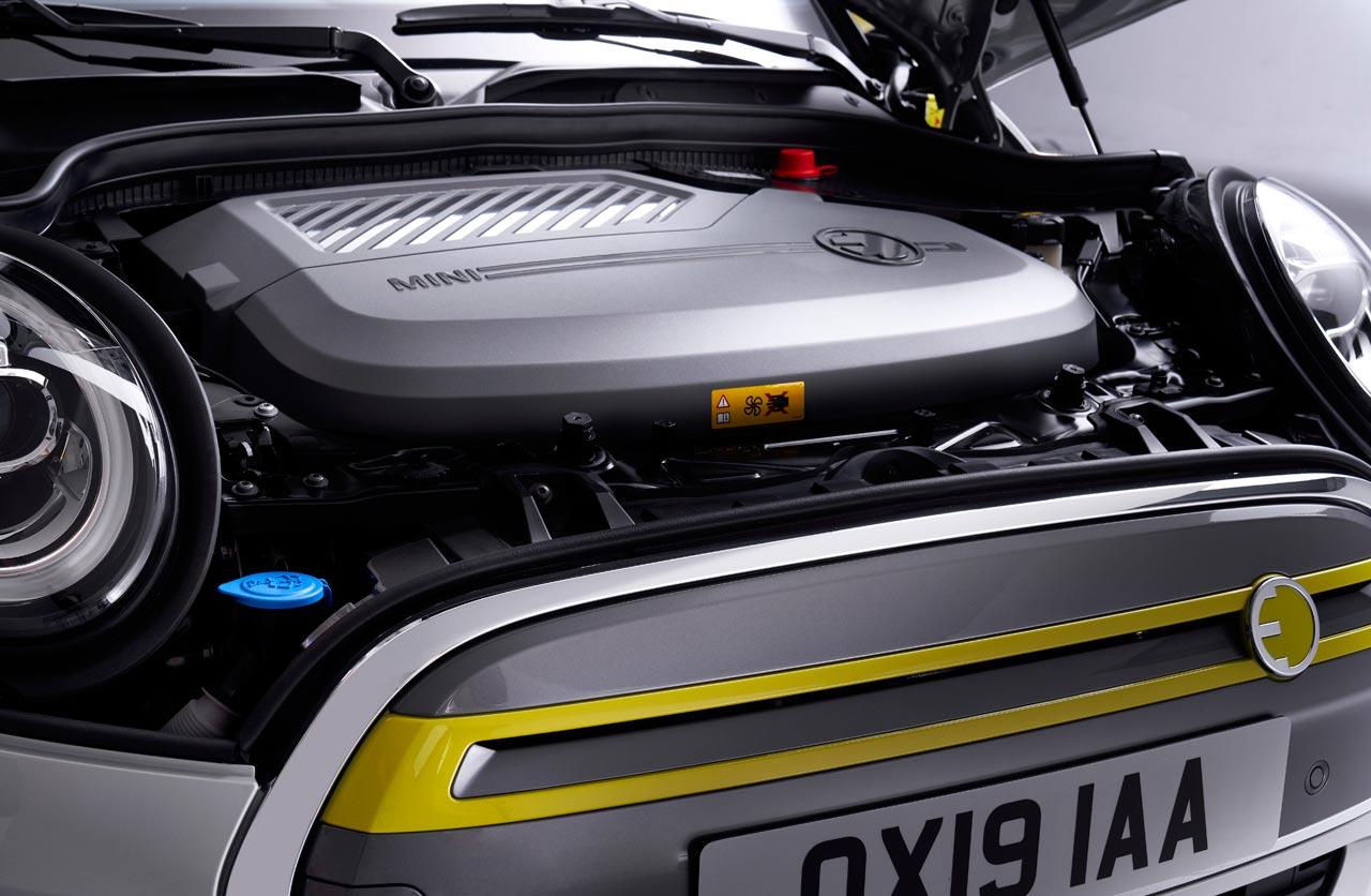 Motor Mini Cooper SE eléctrico
