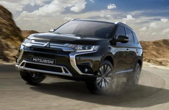 Mitsubishi lanzó el Outlander en Argentina