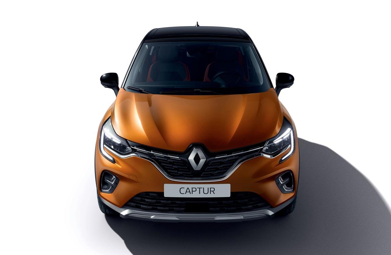 Nueva Renault Captur 2020