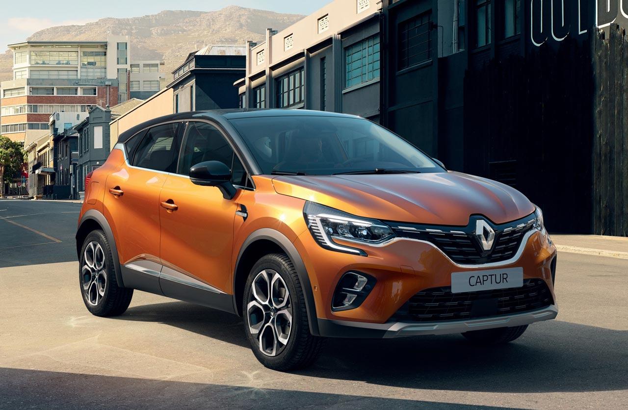 Con ustedes, la nueva Renault Captur