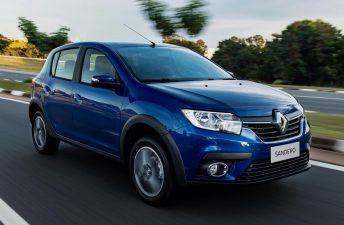 Con ustedes, los Renault Logan y Sandero 2020