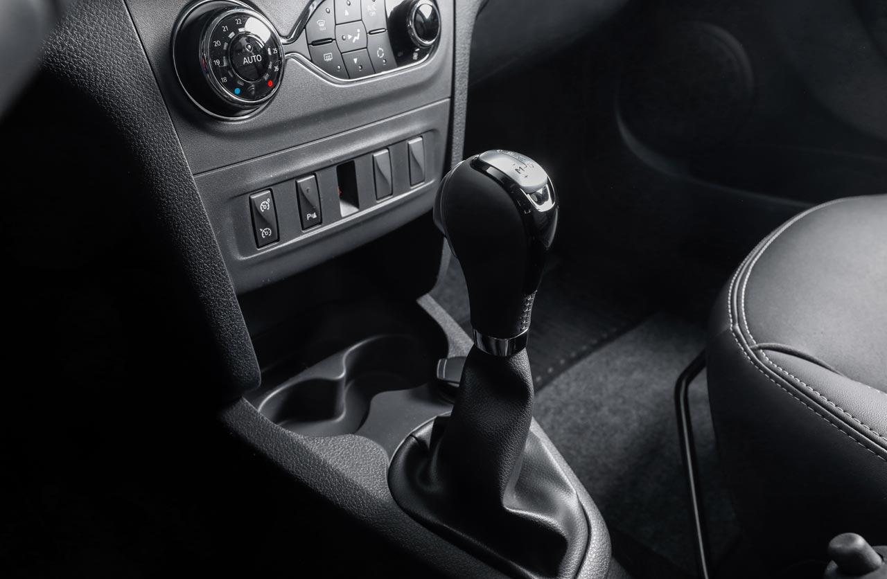 Renault Sandero 2020 caja automática CVT