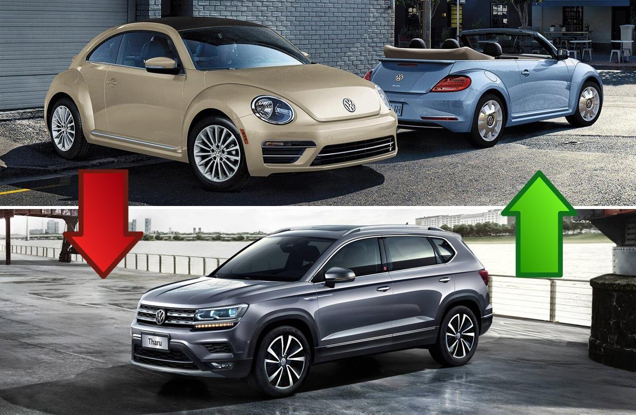 Volkswagen: sale Beetle, entra Tarek