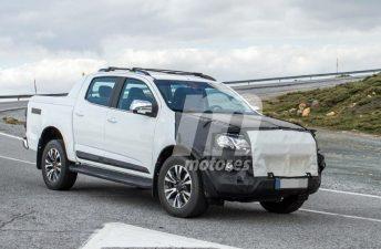 Chevrolet prepara cambios para la S10