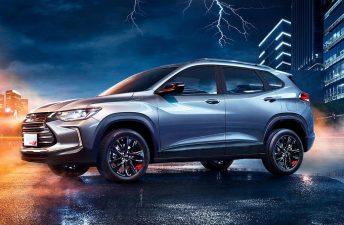 Anticipan la nueva Chevrolet Tracker RS (turbo)