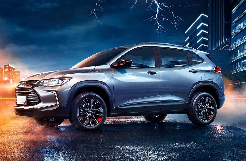 Anticipan la nueva Chevrolet Tracker RS (turbo)