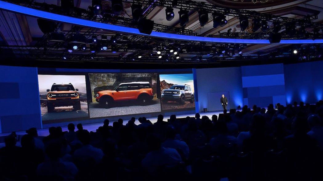 Presentación Ford Bronco