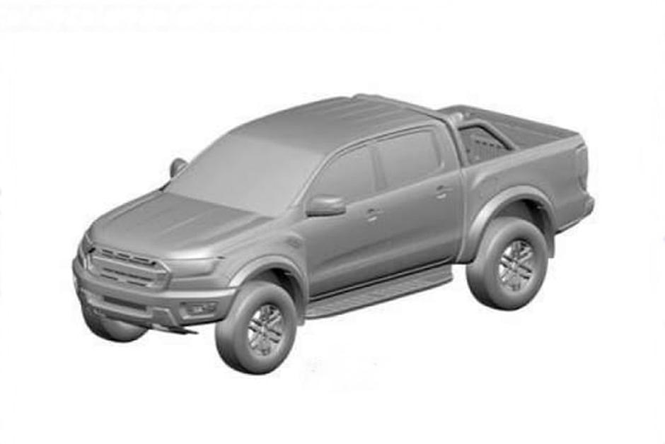 Ford Ranger Storm INPI