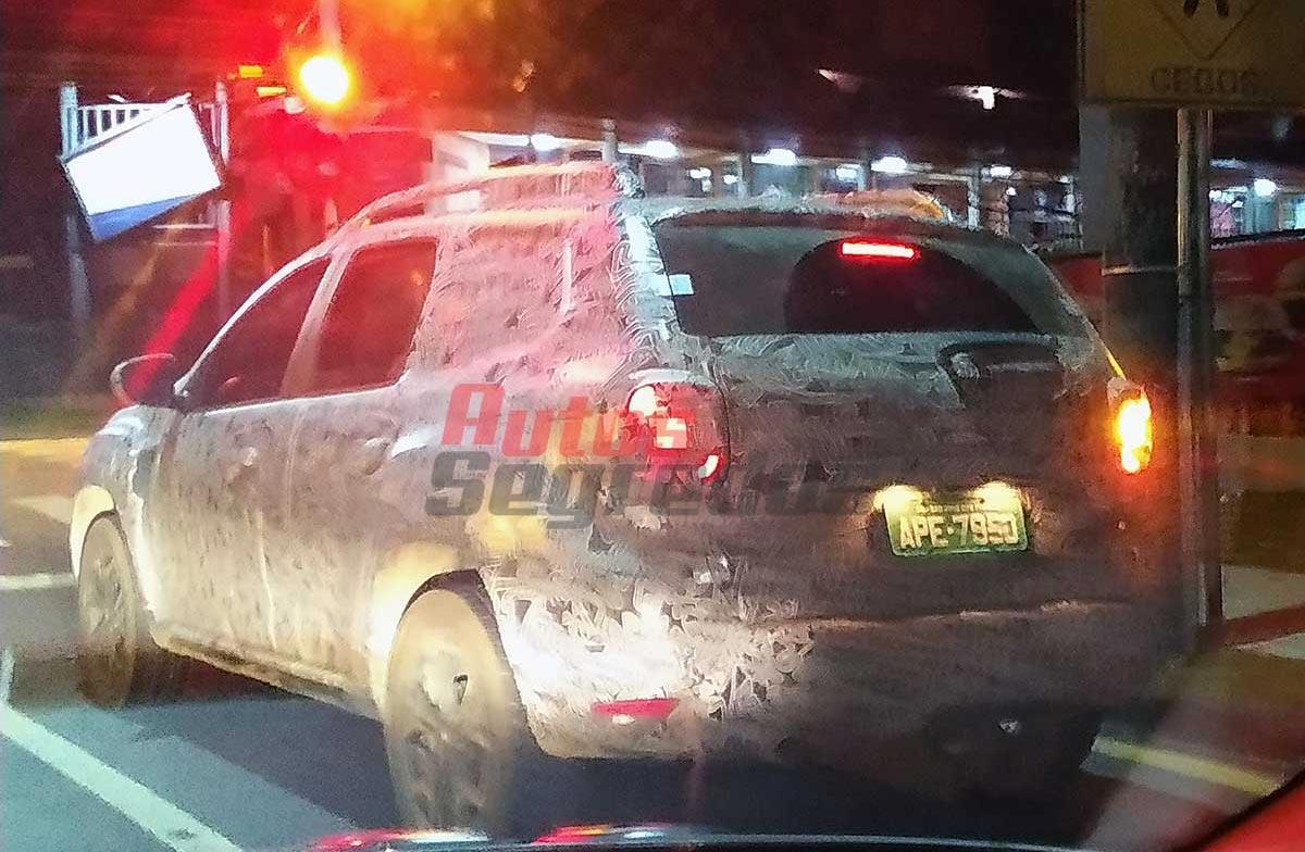 Renault avanza con la Duster regional