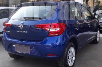 Renault Sandero: nuevos detalles del restyling