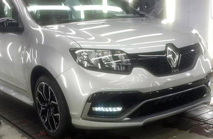 Así es el restyling del Renault Sandero