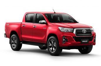 Toyota Hilux 2020: qué cambió