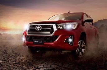 Toyota Hilux diésel, ¿con más de 200 CV?