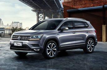 Volkswagen prueba su futuro SUV argentino