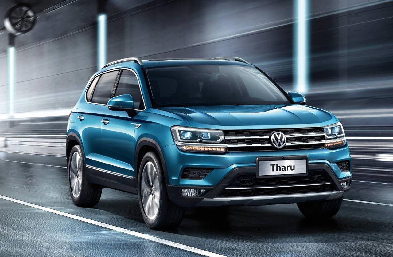 Los cambios para el futuro SUV argentino de Volkswagen