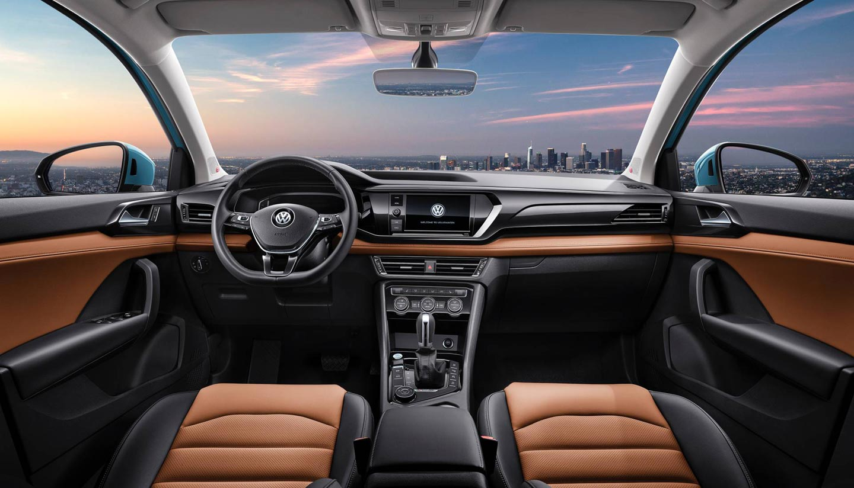 Interior Volkswagen Tharu - Tarek