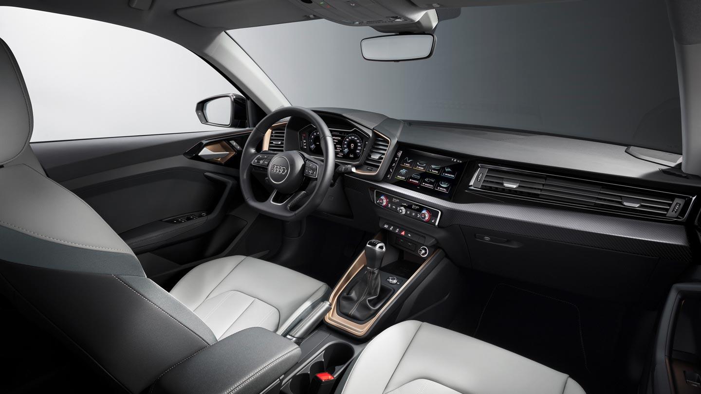 Interior Nuevo Audi A1 2019