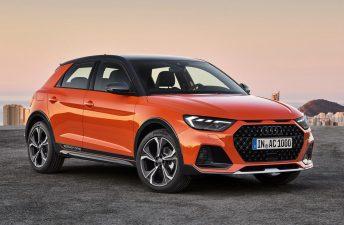 Citycarver: el Audi A1 con un toque off road