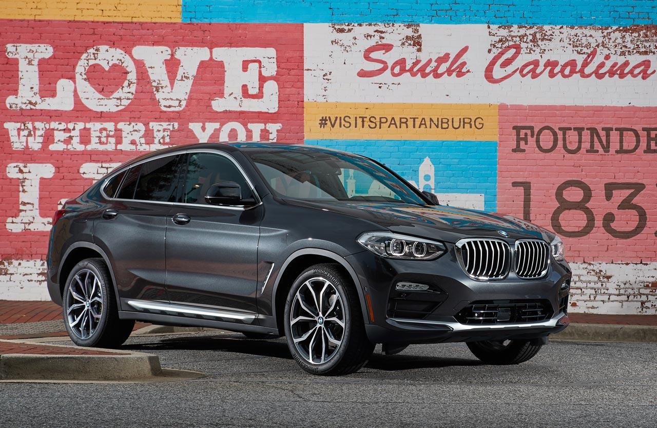BMW X4 xDrive 3.0i xLine