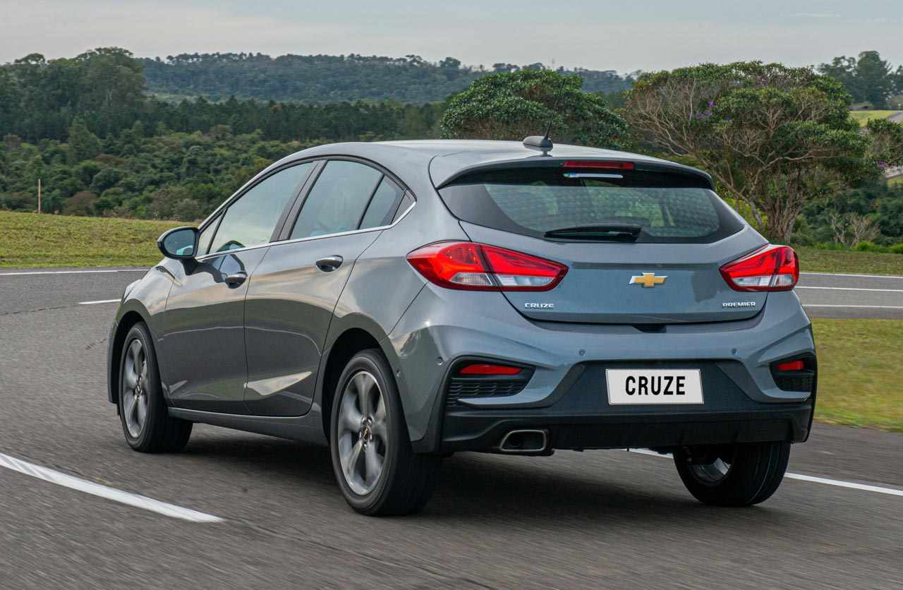 Chevrolet Cruze Premier Hatch