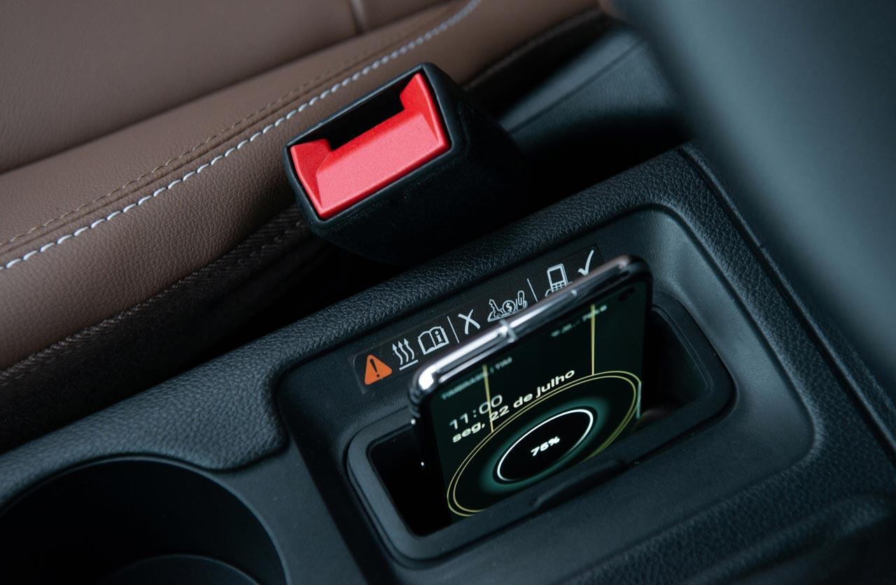 Cargador inalámbrico Chevrolet Cruze Premier