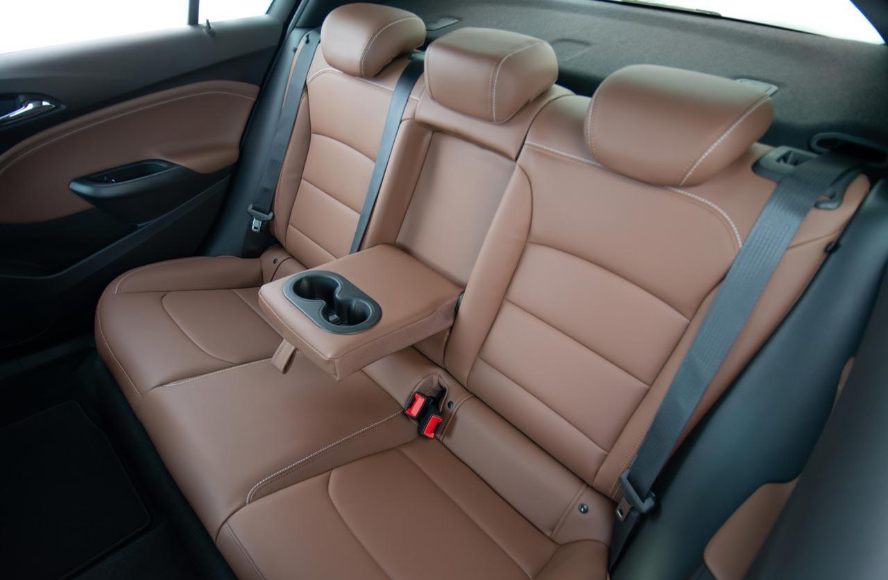 Interior Chevrolet Cruze Premier