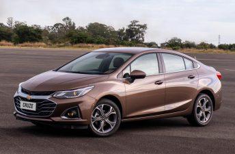Chevrolet Cruze Premier, con WiFi y más seguridad