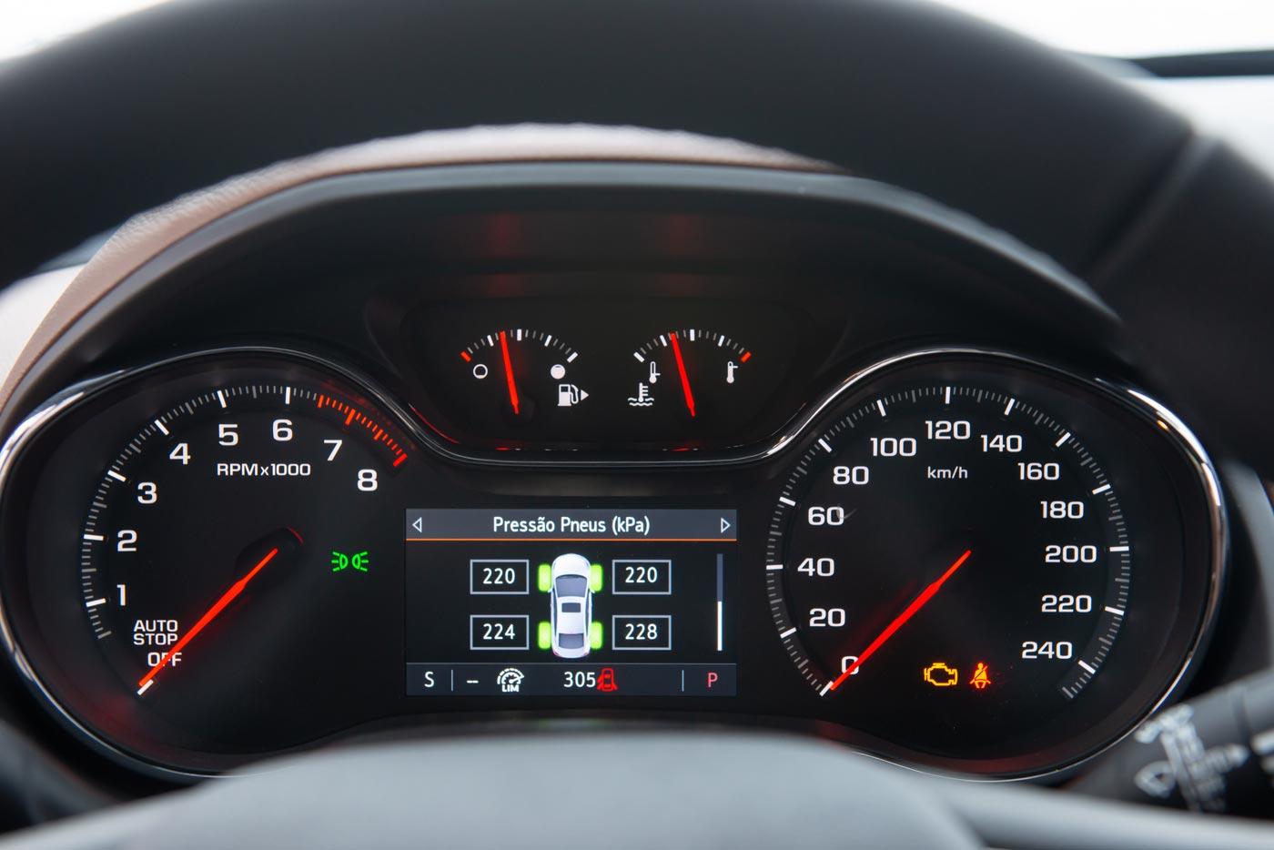 Tablero Chevrolet Cruze Premier