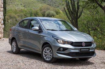 Más seguridad: Fiat Cronos y Argo con ESP de serie